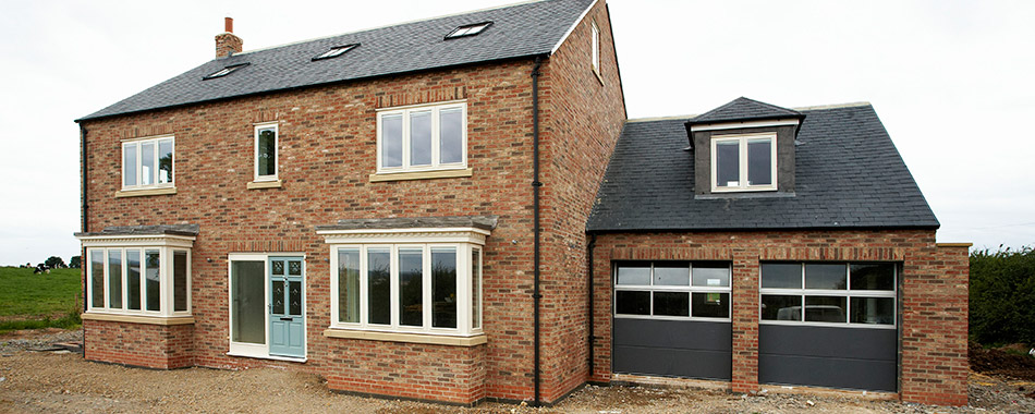 ADM Systems MVHR Self-build home in North Yorkshire